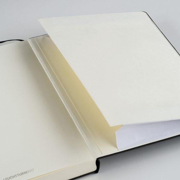 Lomme på notatbok