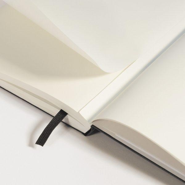 Perforerte sider i notatbok