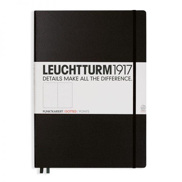 leuchtturm1917-a4-dotted-classic-notatbok
