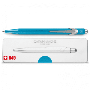 849-popline-metallic-turquoise-ballpoint-pen-with-holder1