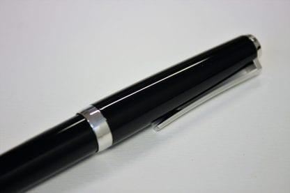 Pilot Falcon Metal Black fyllepenn