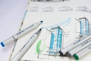 copic tusjer fargeleggingstusj arkitekter