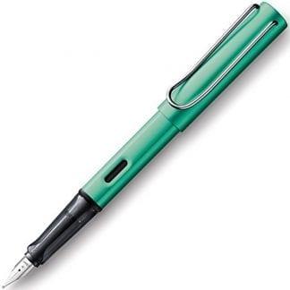Lamy Al-star fyllepenn blue green blågrønn