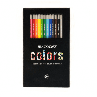 Blackwing colors 12 pack