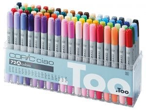 Copic Ciao 72 sett A