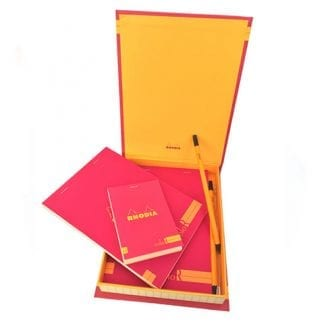 Rhodia gaveeske. Essentialbox