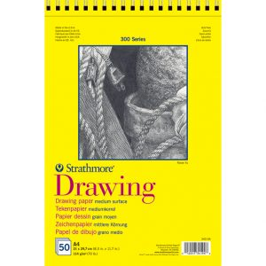 Strathmore 300 – Drawing Paper – A4 – 50ark