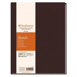 Strathmore 400 – Sketch Art Journal – 21,6×27,94