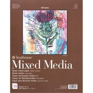 Strathmore mixed media papir