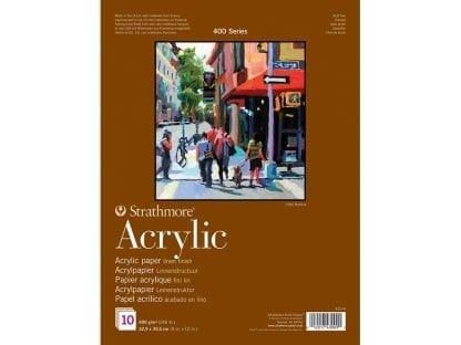Strathmore Acrylic papir aklryl papir