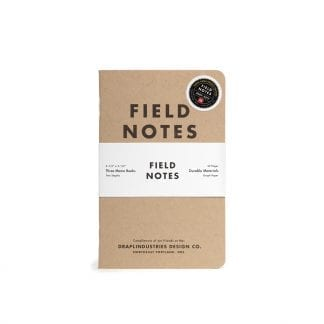 Field notes 10th anniversary