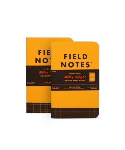 Field Notes notatbok