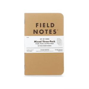 Notatbøker field notes
