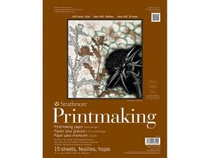 Strathmore printmaking papir