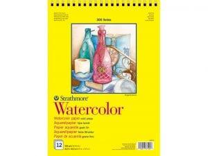 Strathmore Water Color akvarellpapir