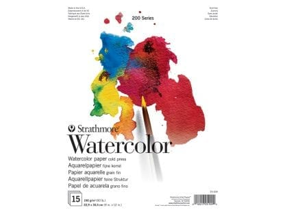 Strathmore Water Color 22,9x30,5
