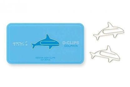 D-Clips delfin binders
