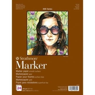 Strathmore Marker Papir