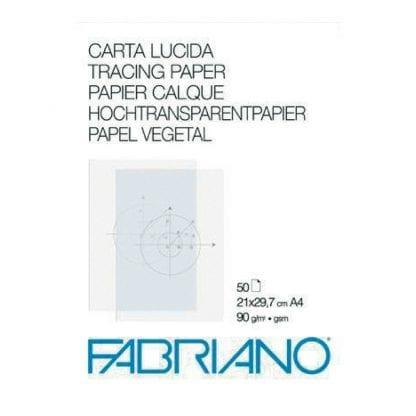 Fabriano Transparentblok a2