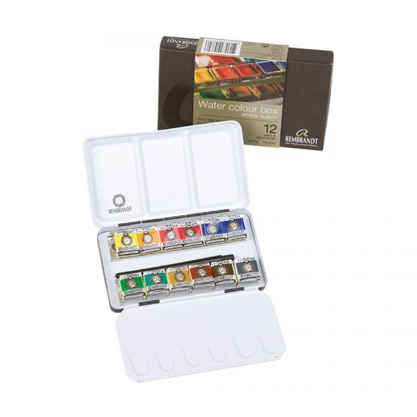 Rembrandt Water colour box 1