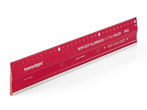 Transotype Non-Aliminium Linjal 30 cm