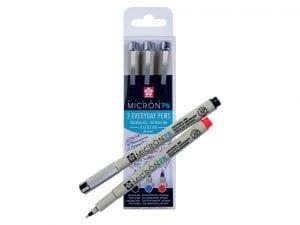 sakura micron PN 3 pack