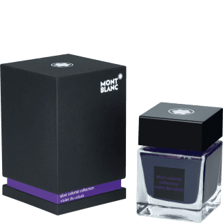 Montblanc blekk elixir colorist collection - violet de cobalt