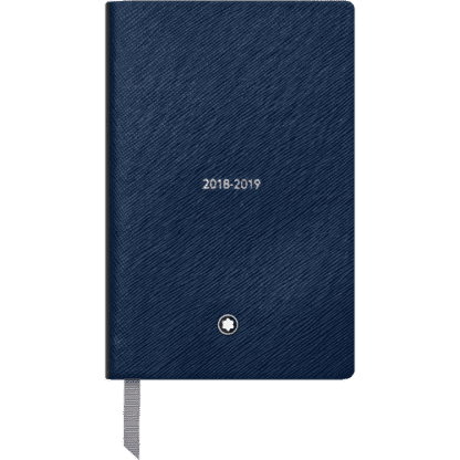 Montblanc Weekly diary 2018-2019