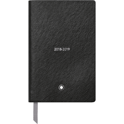 Montblanc Weekly diary 2018-2019 pocket