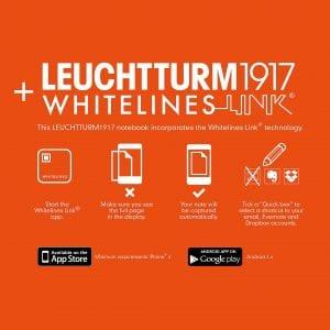 Leuctturm 1917 notebooks-whitelines-link